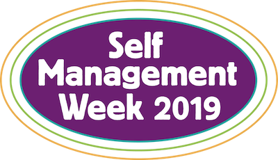Self Management Week logo