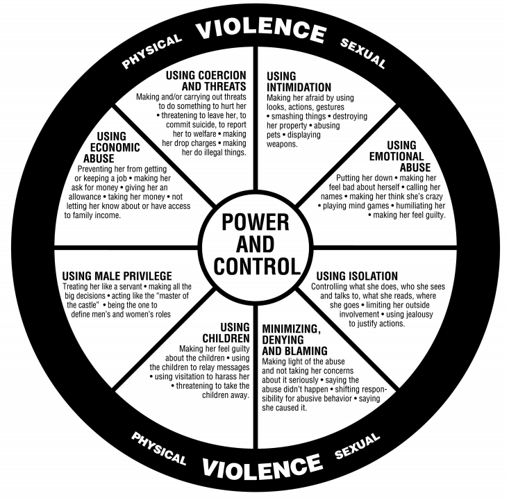 Duluth model of domestic abuse