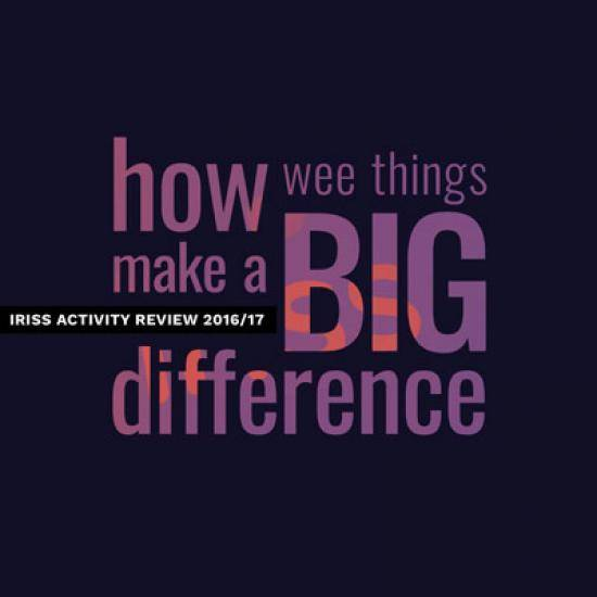 How wee things make a big difference