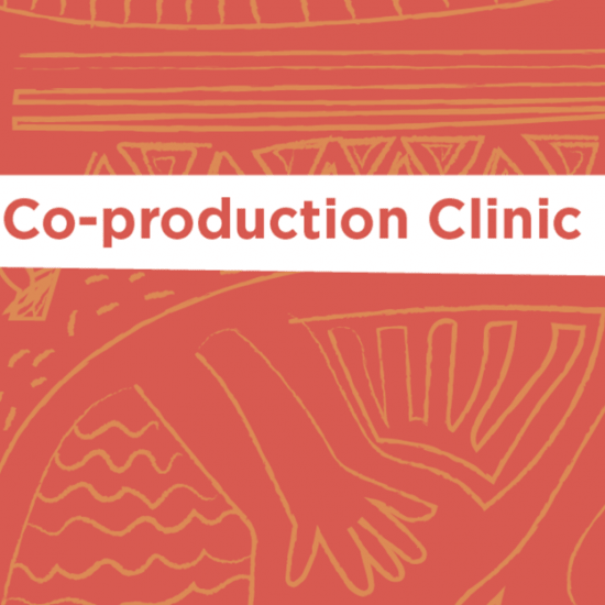 Co-production clinics