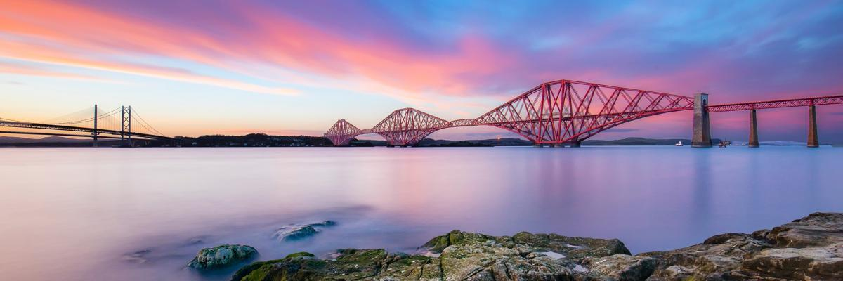 two bridges in scotland
