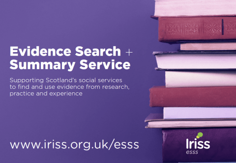 Evidence search and summary service