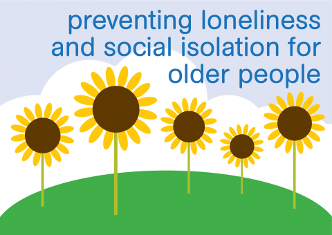 Preventing social isolation and loneliness in older people
