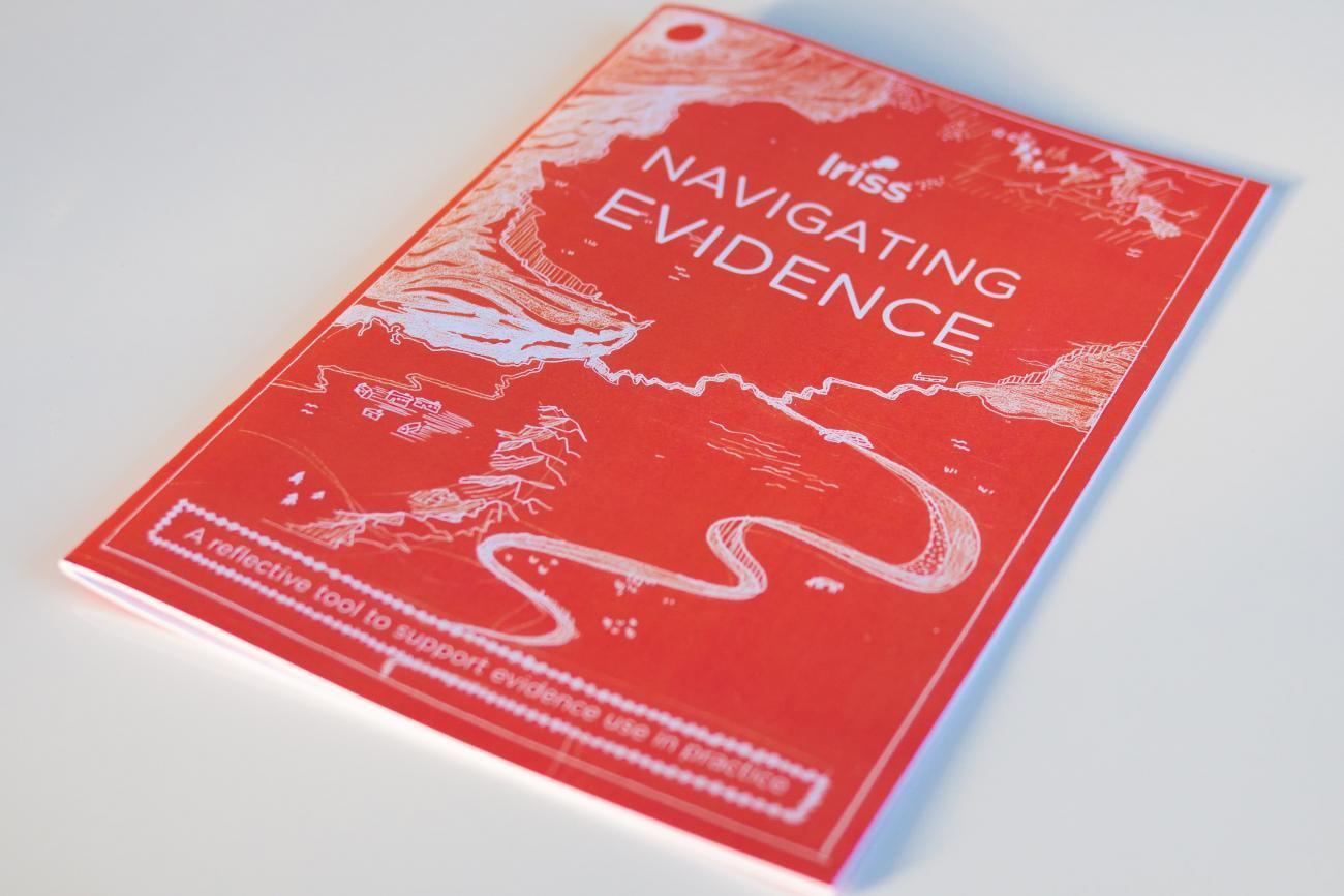 Navigating Evidence front page