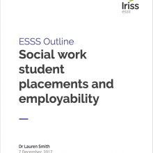 esss outline front page