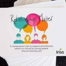 Pack of the Relationships Matter conversation cards